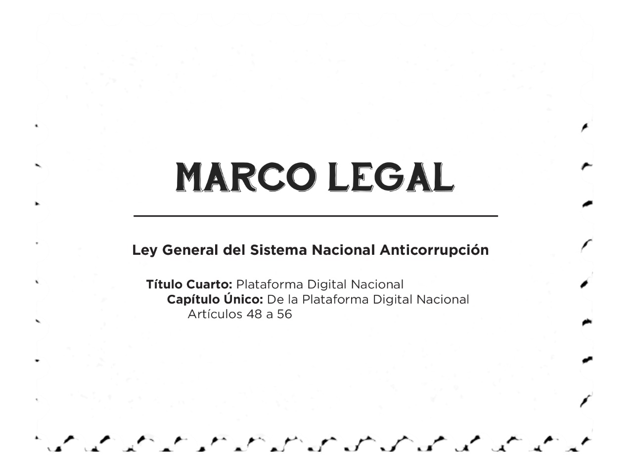 Ley general del sistema nacional anticorrupcion